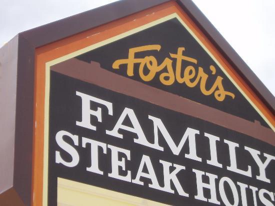 Foster's Family Steak House Photo