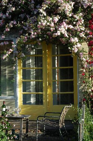 Abalone Inn - Garden Room