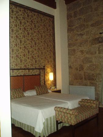 Eurostars Monumento Monasteiro de San Clodio: Our room