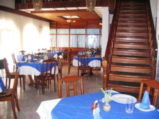 "Hotel Ihusi: Restaurant ""La Grande Barrière"""