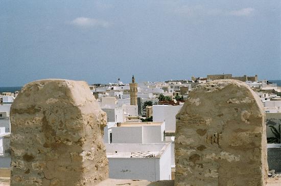 Vincci El Mansour: View from Mahdia Museum