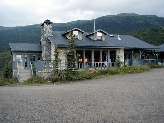 North Face Lodge Photo