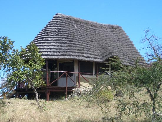 Amboseli Eco-system, Kenya: Tent for two...