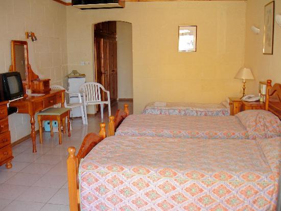 Cornucopia Hotel: twin room