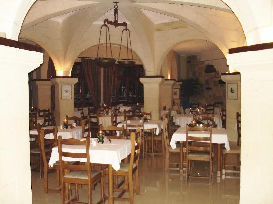 Cornucopia Hotel: restraunt