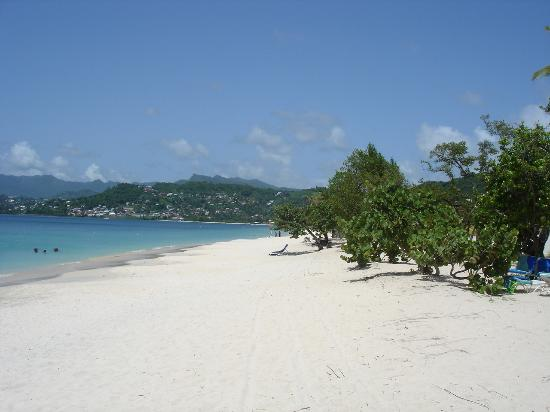 Spice Island Beach Resort: Afternoon on Grand Anse Beach