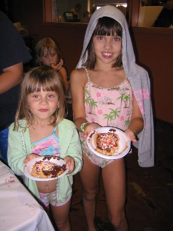 Kalahari Resorts & Conventions: cookie time