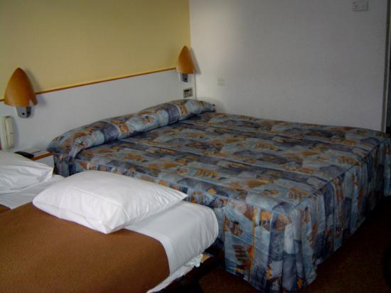 Novotel Paris Les Halles: Room 636 (with extra beds)