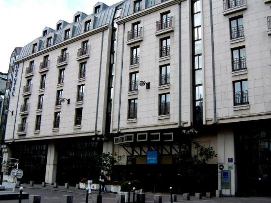 Novotel Paris Les Halles: Hotel exterior