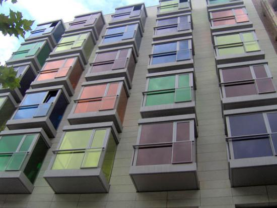 NH Collection Ria de Bilbao : Fachada del hotel