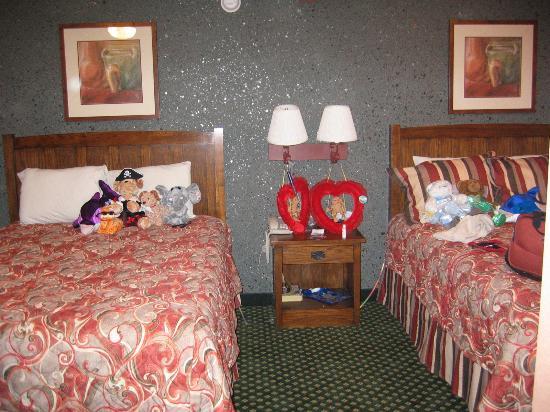 Park Vue Inn: BEDROOM