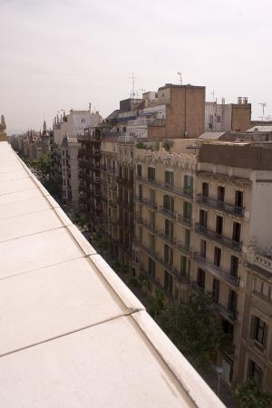 Hotel Omm: View from the terrace