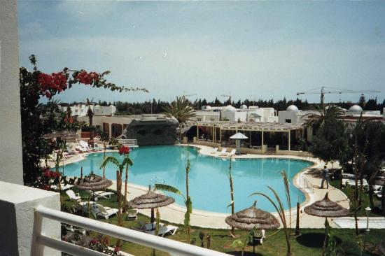 Majesty Golf Hotel: vue de la chambre