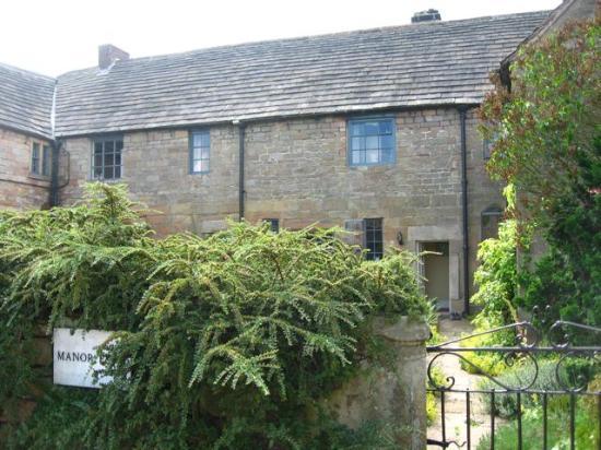 Dethick, UK: The Manor Farmhouse