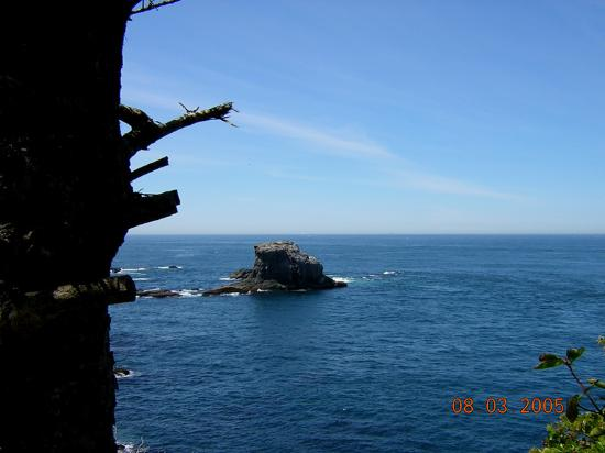 Van Riper's Resort: View from Cape Flattery