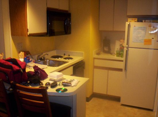 Residence Inn San Diego Rancho Bernardo/Carmel Mountain Ranch: Kitchen picture
