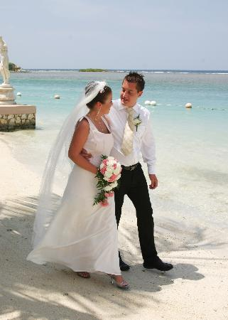 Sandals Royal Caribbean Resort and Private Island: wedding