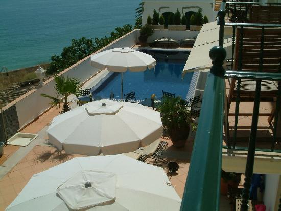 Hotel Sao Vicente: Terrace