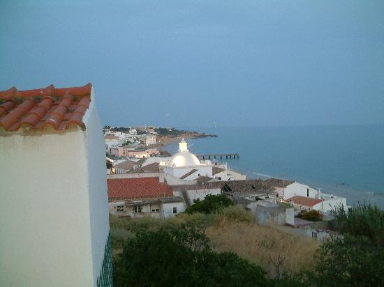 Hotel Sao Vicente: View from Room out across old town