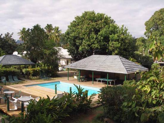 Tanoa Rakiraki Hotel : Rakiraki hotel pool