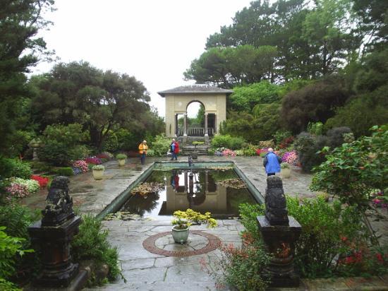 The Heron's Cove: Italian Gardens