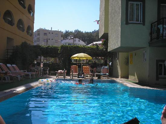 Seler Hotel: The swimming pool