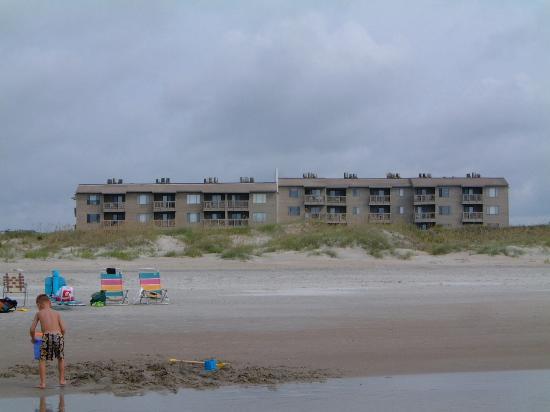 Emerald Isle, North Carolina: Beach View
