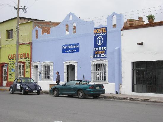 Casa Chihuahua: outside view