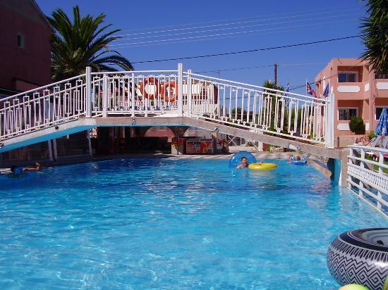 Olga Apartments: olgas pool