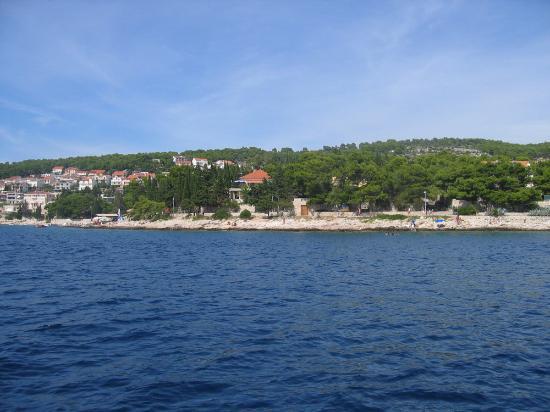 Aparthotel Pharia: Hvar coast
