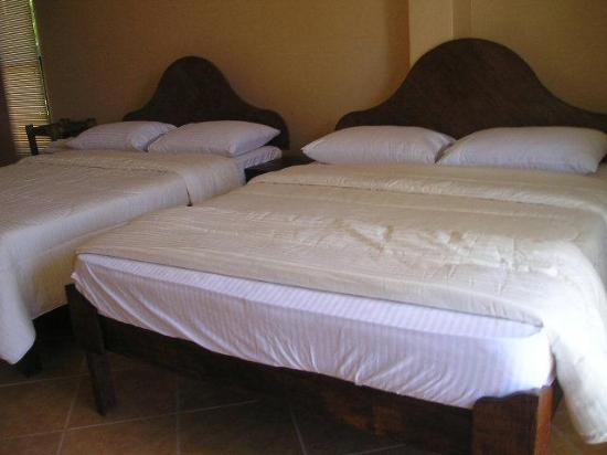 Turtle Inn Resort: Turtle Inn's comfortable beds, the best!