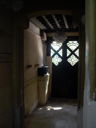 Hostal Ciudad Condal: foyer