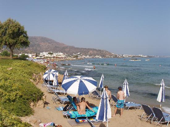Kreta Hotel Stalis Beach