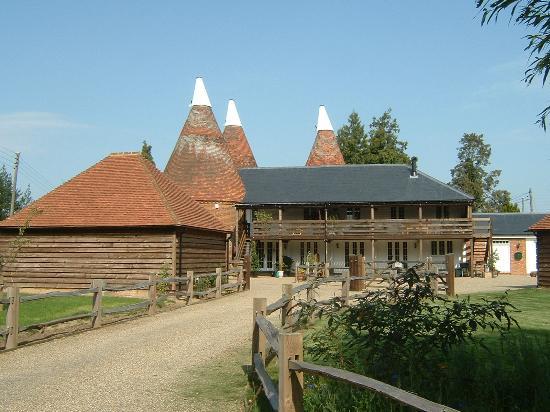 Foxbrush Barn: local architecture