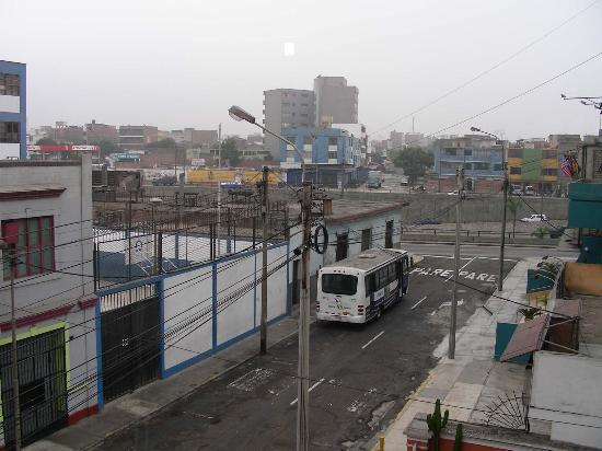 Hotel Esperanza: How Lima looks most of the year