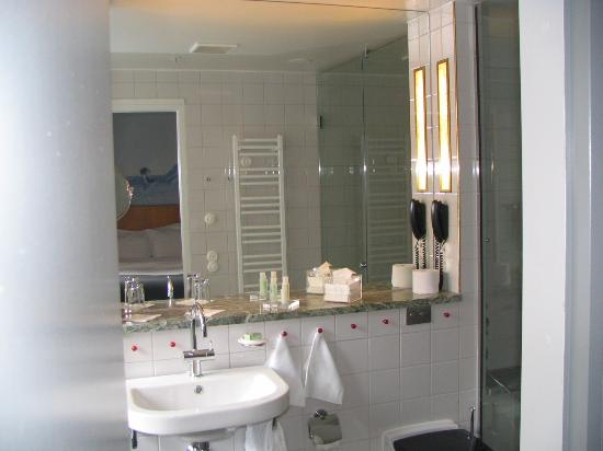 Hotel Rival: Bathroom