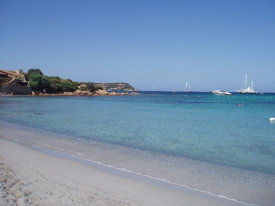Residence Il Mirto : Piccolo Beach - Nr Porto Cervo, approx 25 mins drive from Il mirto.