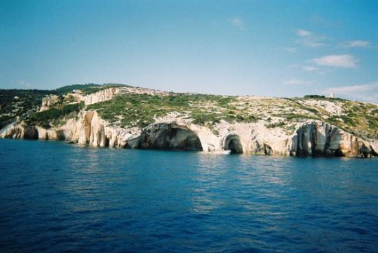 Alykes, Greece: caves