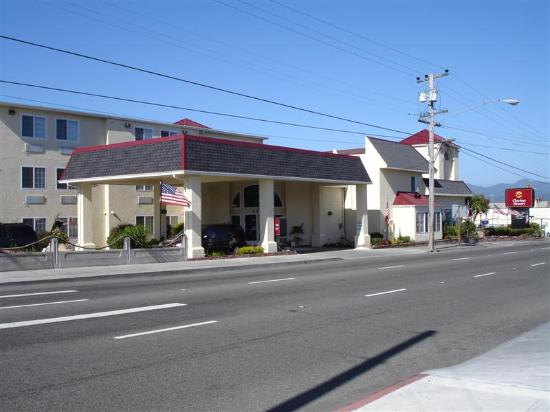 Clarion Hotel By Humboldt Bay: Clarion Eureka
