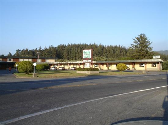 Curly Redwood Lodge: Curly Redwood Motel