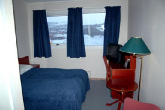 Kirkenes Hotel: Room