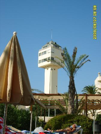 ClubHotel Riu Costa del Sol: La vue des chambres