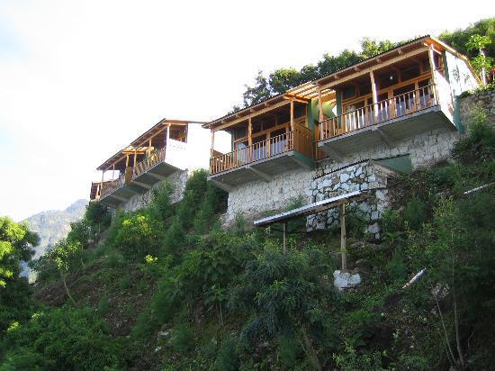 Lomas de Tzununa: Rooms