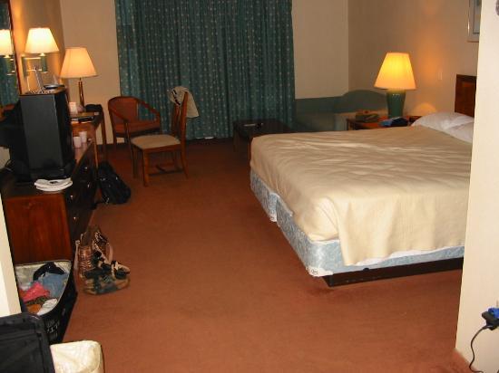 Quality Inn Bedford : King-bedroom