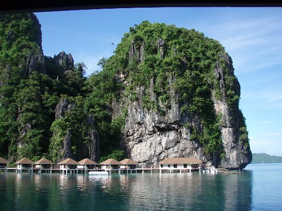 El Nido Resorts Lagen Island: Where else can you have a view from your room like this?