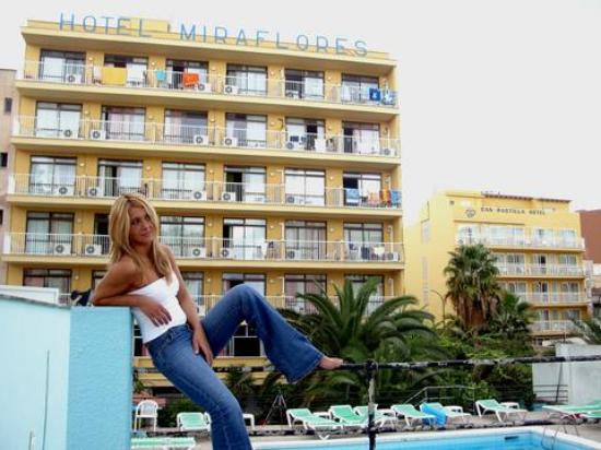 Hotel Amic Miraflores : Hotelansicht