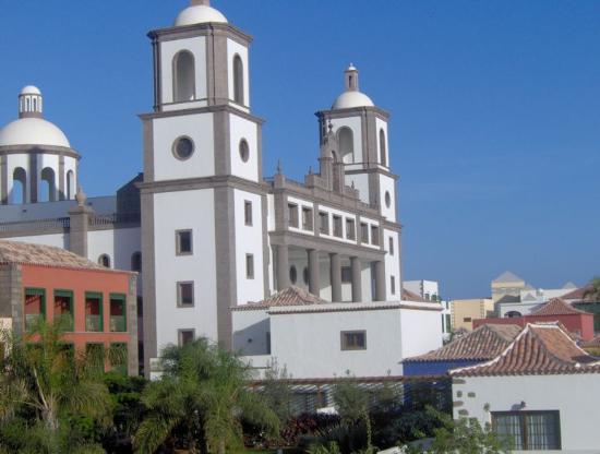 Costa Meloneras, Espanha: Main Building