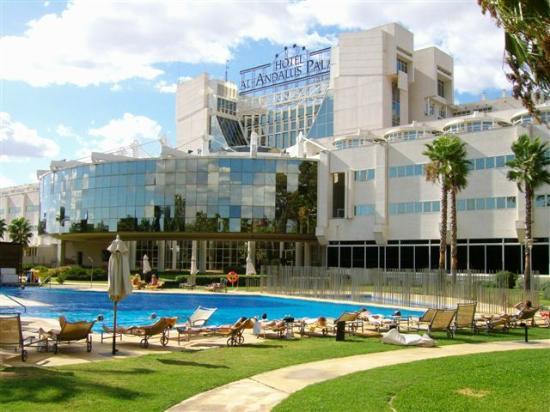 Silken Al Andalus Palace Hotel Seville