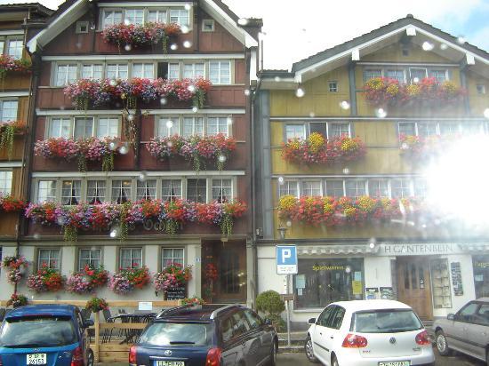 Beautiful hotel Appenzellerland