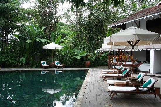 Belmond Governor's Residence: The swimming pool